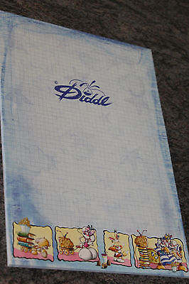 Diddl Block Comic Cover bunt *Nr: 130* Sehr selten! DIN A4
