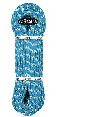 Beal Zenith 9,5 mm blue -Lightweight single climbing  rope for use at the crag