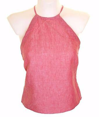 French Connection New Womens Pink Large Vest Top RRP £25