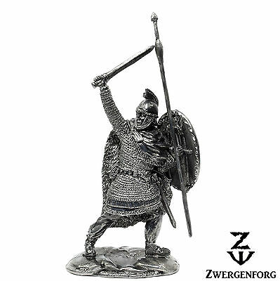 Tin Toy SOLDIER 54mm ROMAN Centurion ROME Imperial OFFICER 1/32 Metal Tin Figure
