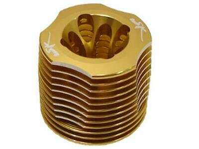 Skmotion heatsink for 21bb/s-25 gold colour 1824000