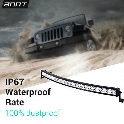 2Pcs 6Inch 18W Spot/flood Offroad Driving Work Reverse Led Light Bar Wd10W