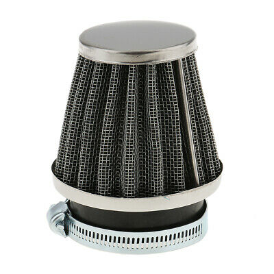 50mm Air Filter POD Cleaner for Honda Yamaha Motorcycle Dirt Bike Scooter