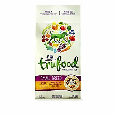 @@ Wellness Trufood Baked Blends Grain Free Small Breed Chicken Natural Raw Dry