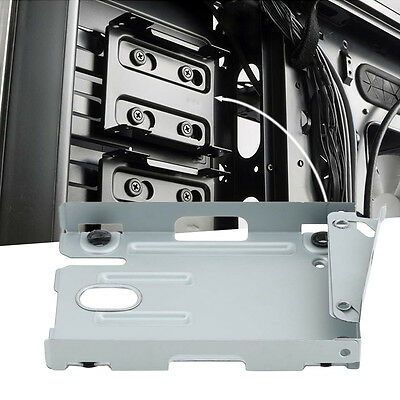 Super Slim Hard Disk Drive HDD Mounting Bracket Caddy CECH-400x Series For PS3 R