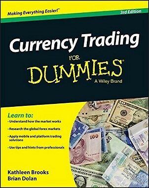 Currency Trading For Dummies,PB- NEW