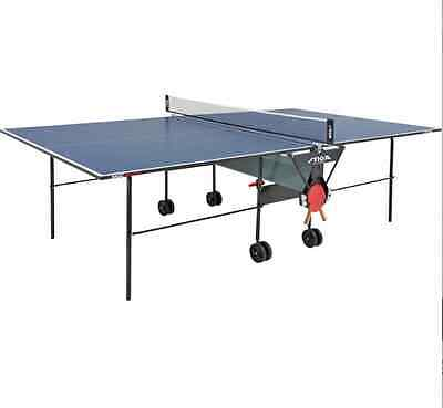 NEW Stiga Basic Roller Table Tennis Table Ping Pong Tables Home Ball Games Toys