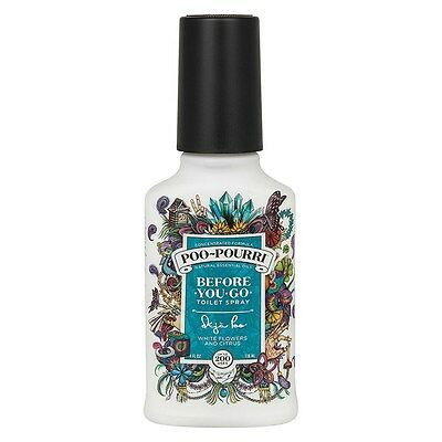 POO POURRI DEJA POO TOILET SPRAY 4oz -IDEAL FOR A GIFT-DINNER PARTY-YOUR HOME