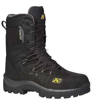 2018 Klim  Adrenaline GTX Boot - Black