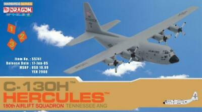 Dragon 1/400 C-130H Hercules 55741