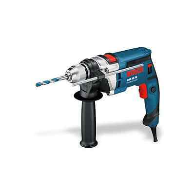 New Bosch GSB 16RE 750w Professional Impact Drill 110v In Carry Case (5020)