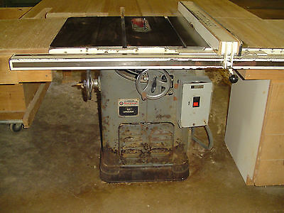 Rockwell Delta 10 Inch Unisaw