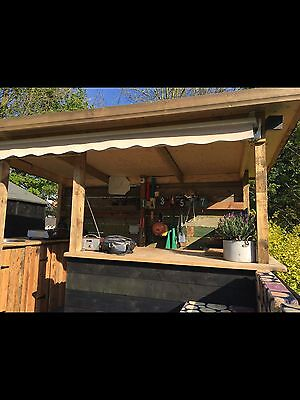 Outdoor Kitchen Summer house patio bar Man Cave