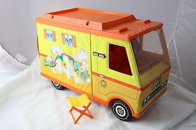 Vintage Mattel Barbie Country Camper 1970's