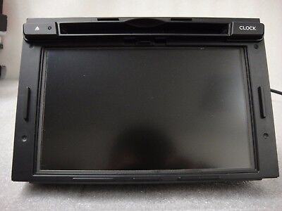 2011 2012 2013 Kia Optima Radio OEM Navigation Display SCREEN 96560-2T202
