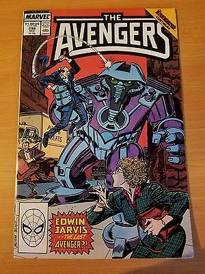 The Avengers #298 ~ NEAR MINT NM ~ (1988, Marvel Comics)