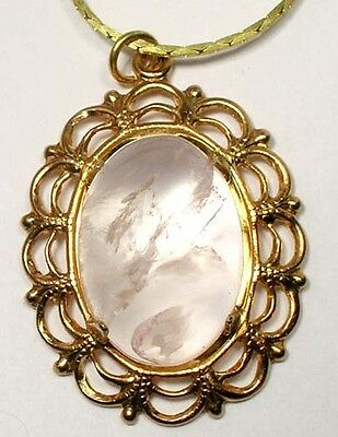 18thC Antique 10ct Rose Quartz Ancient Greek God Eros Roman God Cupid Love Gem