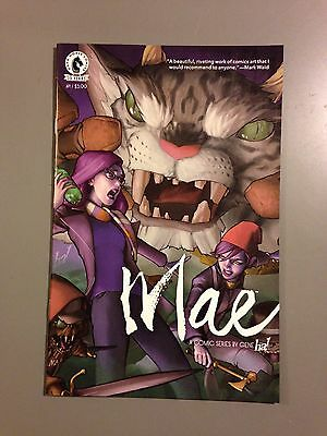 Mae (2016) #1 VF/NM Gene Ha Dark Horse Comics