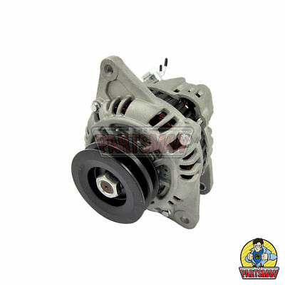 New Alternator Mitsubishi Pajero NA-NG 83-91 2.5L 4Cyl Diesel 4D56 M8 Adj Hole