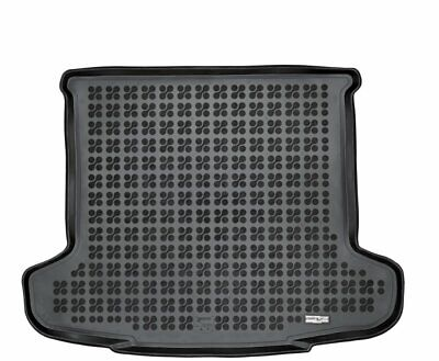 TAILORED RUBBER BOOT LINER MAT TRAY Fiat Tipo Saloon since 2015