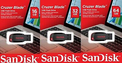 SanDisk Ultra USB 3.0 16GB 32GB 64GB 128GB 256GB USB Flash Pen Drive Memory Card