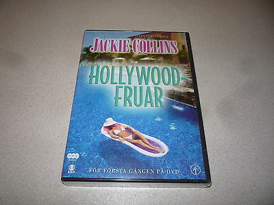 Jackie Collins Hollywood Wives Dvd Brand New And Sealed