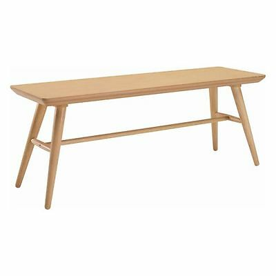 NEW Iniko Ninette Bench, Natural