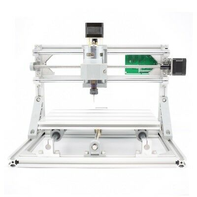 3 Axis CNC USB Engraver Mill Wood DIY Router Kit Engraving PCB Milling Machine