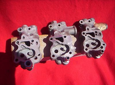 Harley Panhead oil pump bodies.