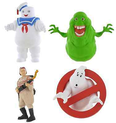 Bullyland Comansi Official Licensed Ghostbusters Toy Figure Cake Topper Toppers