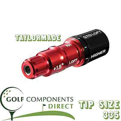 Adaptor/Adapter Sleeve to Fit .335 tip Taylor Made Woods/Drivers R9/R11/R11s/RBZ