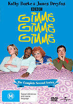 Gimme Gimme Gimme - The Complete Second Series (DVD, 2009, 2-Disc Set) Region 4