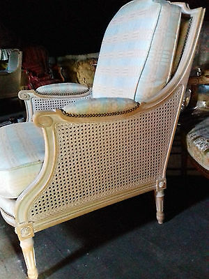 Brand New French Chair /fauteil/bergere  Antique Reproduction (X 3)