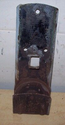 Antique National MFG Barn Door Roller Farm-Horse-Cow-Decor