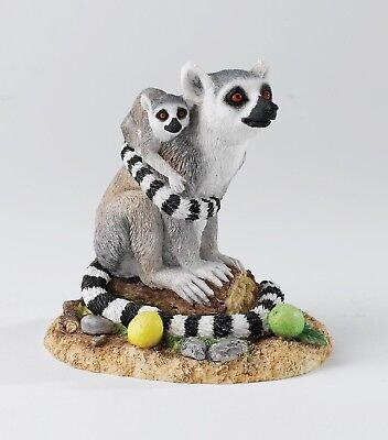 Never Letting Go. Lemur.  Country Artists. Natural World. 10,5 cm.
