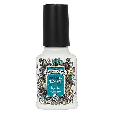 POO POURRI DEJA POO TOILET SPRAY 2oz -IDEAL FOR A GIFT-DINNER PARTY-YOUR HOME
