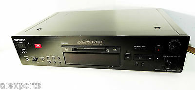 Features - Sony MDS-JB980S MDLP MiniDisc Player & Recorder - Black