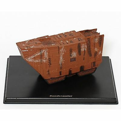 DeAgostini Star Wars Starships & Vehicles Collection Jawas Sandcrawler #26 W/Mag