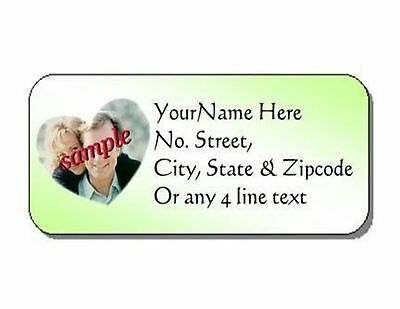 Personalized Address Labels With Your Photo Or Image