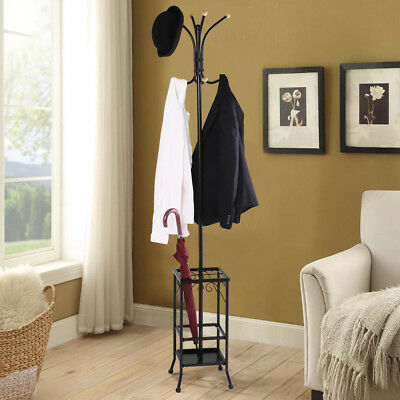 Double Rail Commercial Salesman Clothing Garment Rolling Collapsible Rack Hanger
