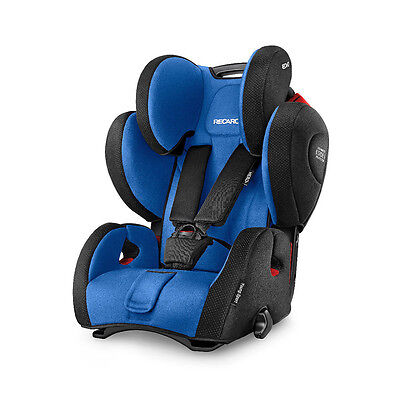 Recaro Young Sport Hero Child Seat Saphir (9-36kg) EXPRESS DELIVERY!