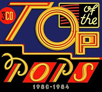 Top Of The Pops 1980 - 1984 3 Cd Set