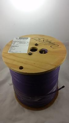 TFC RG59 95% Braid Headend Cable T59SCSQ95-95-VCV-HE(Purple) Fast Shipping!!!