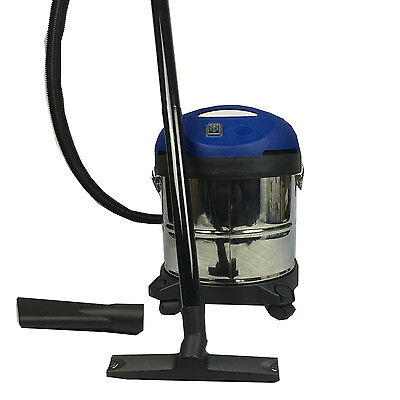 Surreal Wet and Dry Vacuum Cleaner Vac Hoover Stainless Steel 20L 1000W