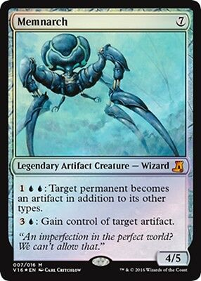 Memnarch - Memnarch mtg FOIL Eng From the Vault: Lore FTV16