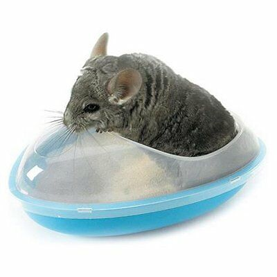 Chinchilla Wellness Bath Dust Small Animal Rodent Hamster Gerbil +Sand Options