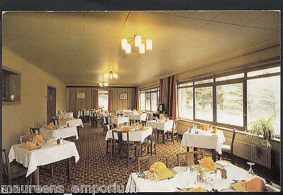 Scotland Postcard - Dining Room, The Kinlochbervie Hotel, Sutherland  A8552