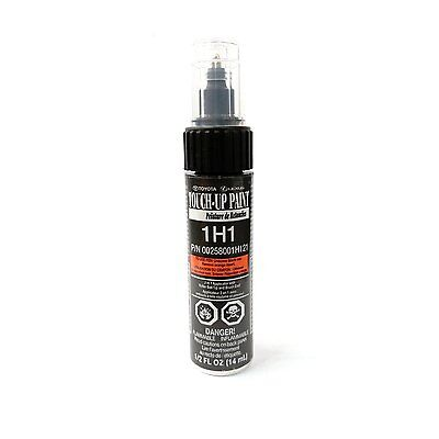 Genuine Toyota 00258-001H1-21 Predawn Mica Touch-Up Paint Pen (.44 fl oz, 13 ml)