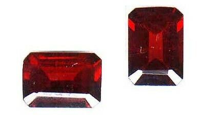 "19thC Antique 2ct ""Nopek"" Garnet Christ's Blood Ancient Christian Hebrew Amulet"