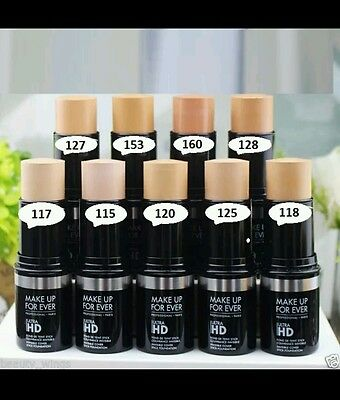 #120 Y245 Soft Sand Makeup Forever Ultra HD Stick Foundation Full Size no box